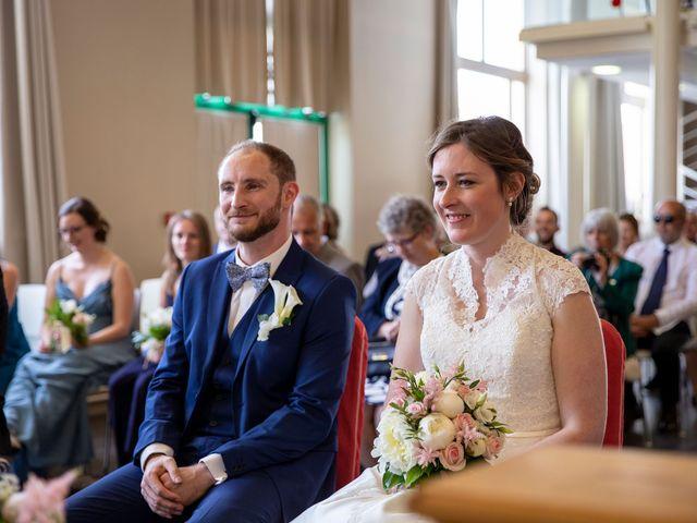 Le mariage de Guillaume et Laurène à Marly, Nord 14