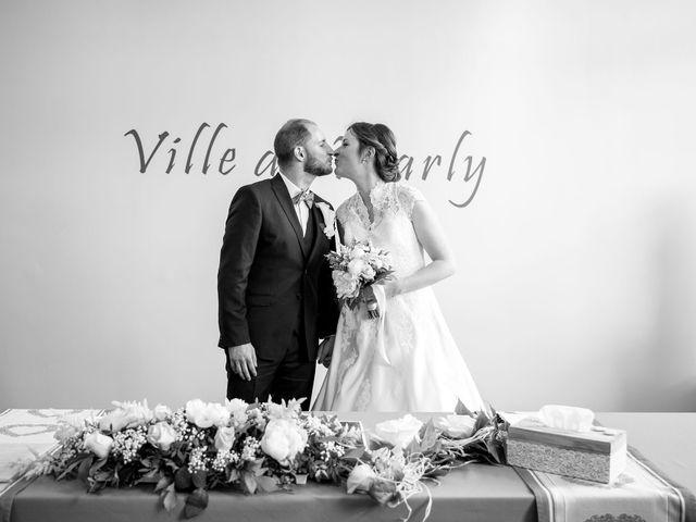 Le mariage de Guillaume et Laurène à Marly, Nord 16