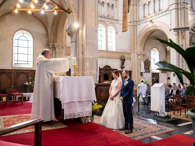 Le mariage de Guillaume et Laurène à Marly, Nord 38