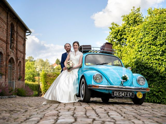 Le mariage de Guillaume et Laurène à Marly, Nord 51