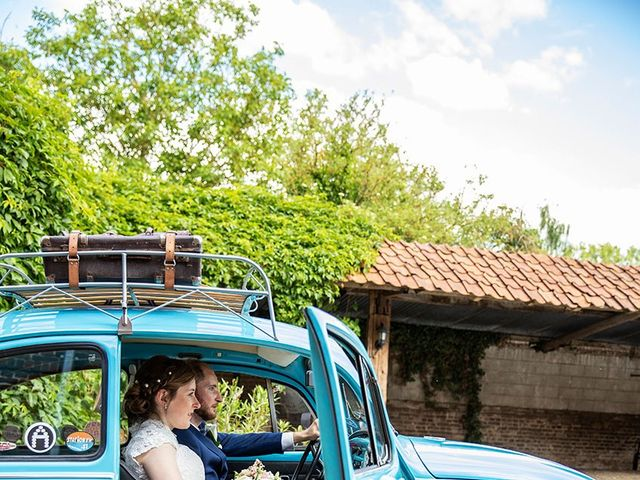 Le mariage de Guillaume et Laurène à Marly, Nord 53
