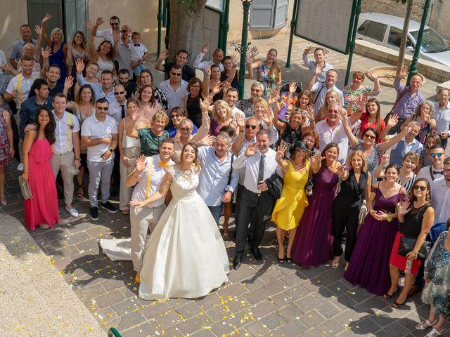 Le mariage de Cédric et Sandy à La Fare-les-Oliviers, Bouches-du-Rhône 13