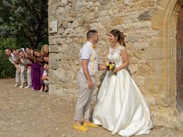 Le mariage de Cédric et Sandy à La Fare-les-Oliviers, Bouches-du-Rhône 14