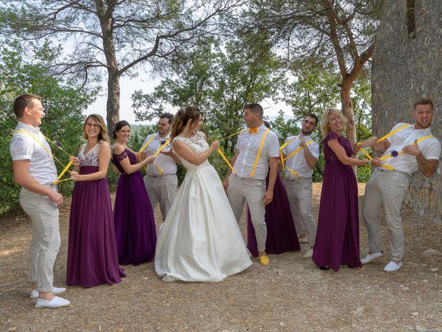 Le mariage de Cédric et Sandy à La Fare-les-Oliviers, Bouches-du-Rhône 16