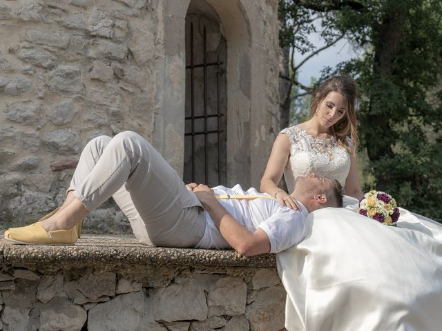 Le mariage de Cédric et Sandy à La Fare-les-Oliviers, Bouches-du-Rhône 18