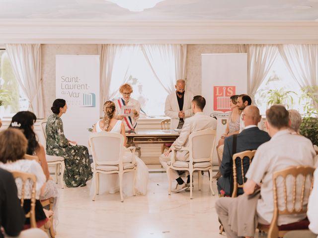 Le mariage de Yannick et Sonia à Saint-Laurent-du-Var, Alpes-Maritimes 7