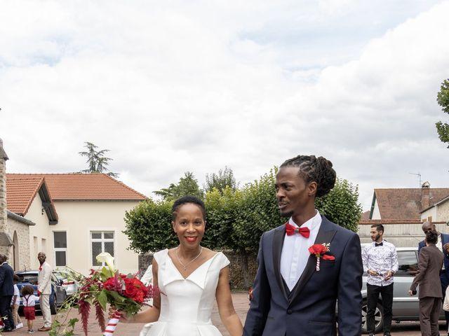 Le mariage de Elodie et Wesley à Villiers-en-Bière, Seine-et-Marne 11