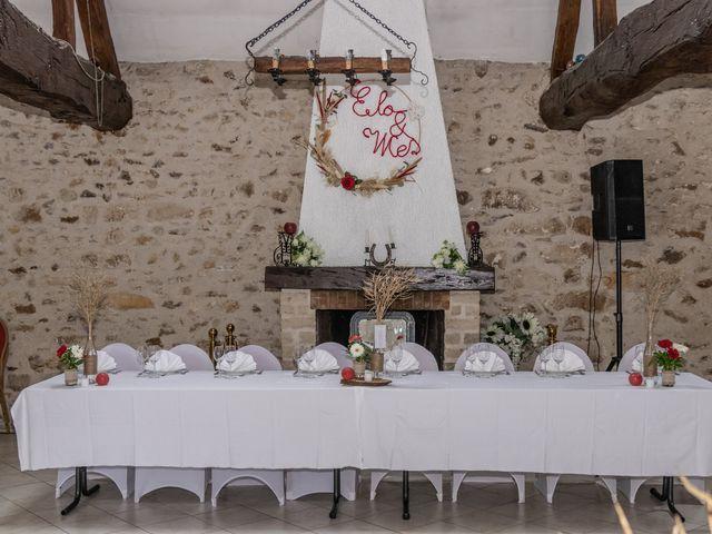 Le mariage de Elodie et Wesley à Villiers-en-Bière, Seine-et-Marne 17