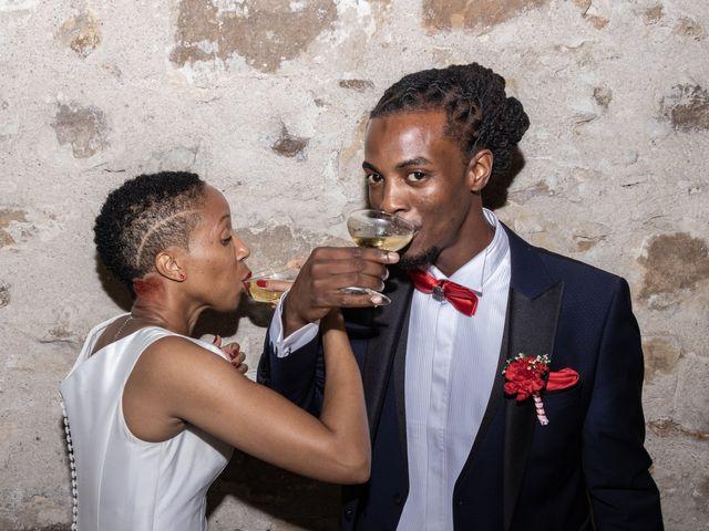 Le mariage de Elodie et Wesley à Villiers-en-Bière, Seine-et-Marne 26