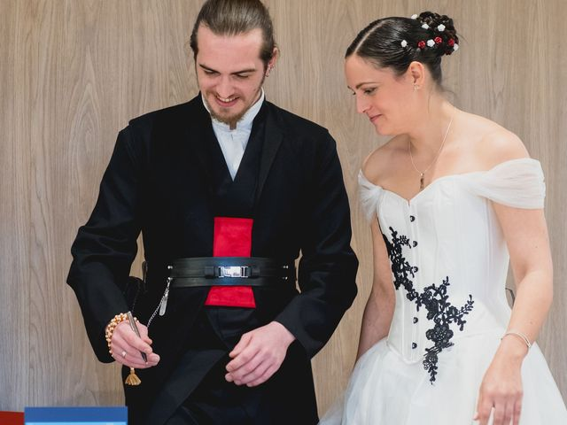 Le mariage de Maxime et Julie à Lisses, Essonne 23