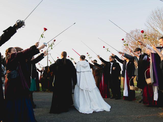 Le mariage de Maxime et Julie à Lisses, Essonne 25