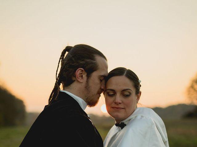 Le mariage de Maxime et Julie à Lisses, Essonne 1