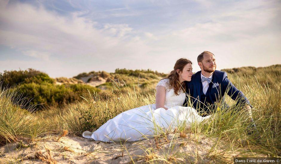Le mariage de Guillaume et Laurène à Marly, Nord