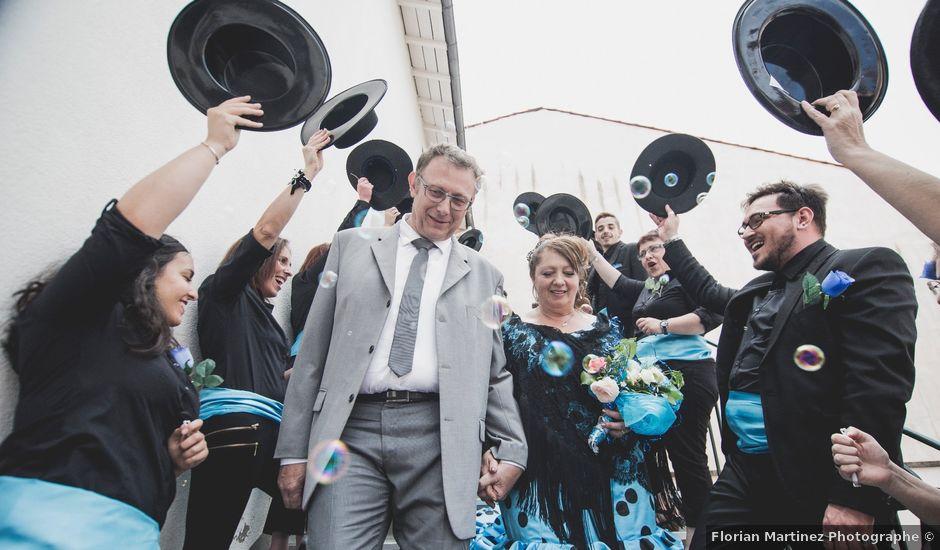 Le mariage de Jean-Michel et Christine à Clermont-Ferrand, Puy-de-Dôme