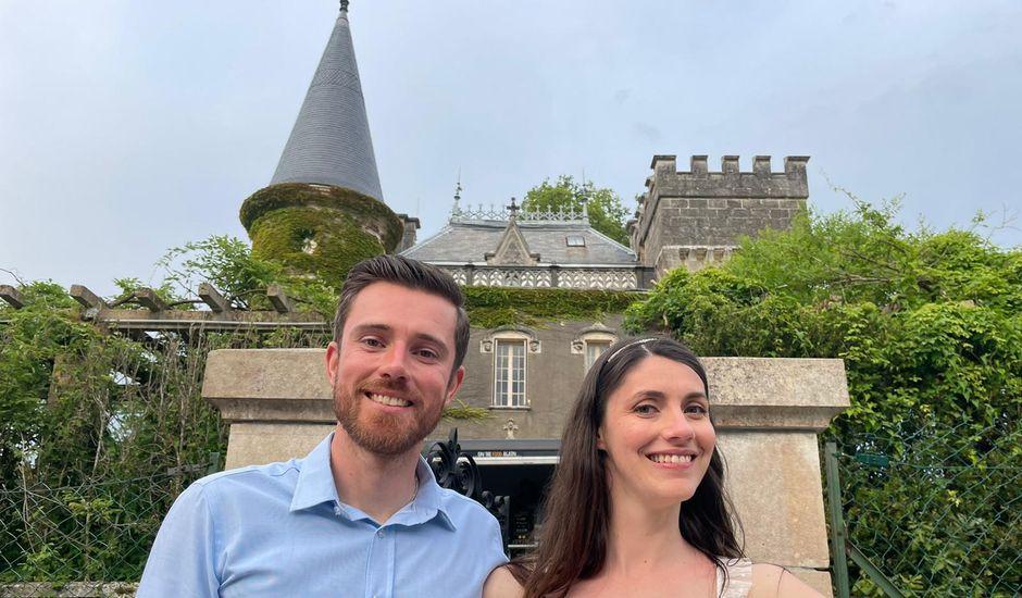 Le mariage de Xander et Ana à Linxe, Landes