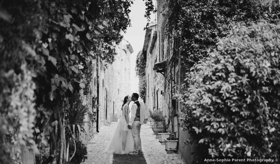 Le mariage de Yannick et Sonia à Saint-Laurent-du-Var, Alpes-Maritimes