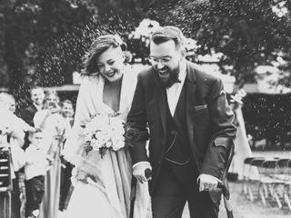 Le mariage de Marine et Bryan