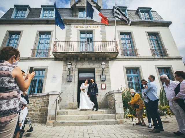 Le mariage de Alexis et Gaëlle à Landerneau, Finistère 2