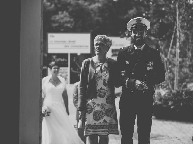 Le mariage de Alexis et Gaëlle à Landerneau, Finistère 3