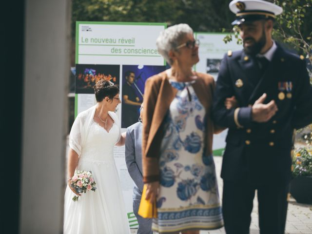 Le mariage de Alexis et Gaëlle à Landerneau, Finistère 20