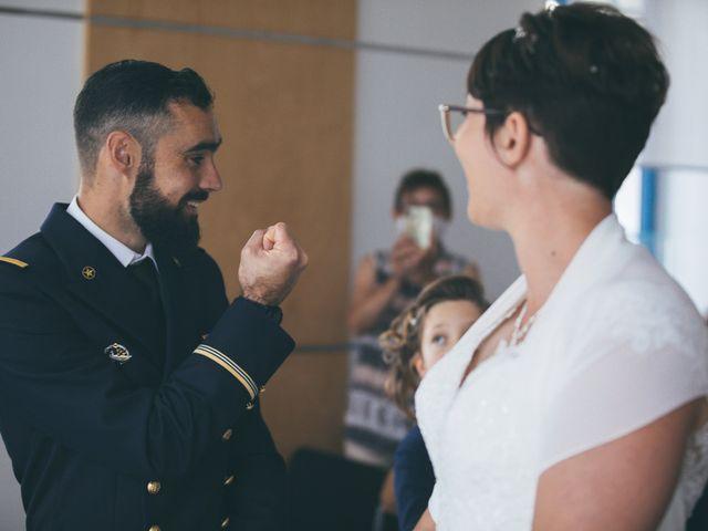Le mariage de Alexis et Gaëlle à Landerneau, Finistère 33