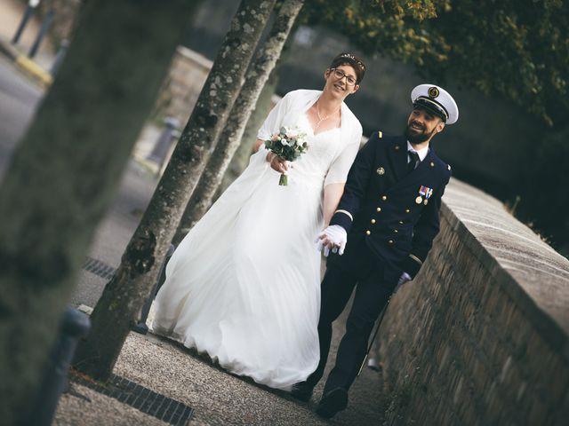 Le mariage de Alexis et Gaëlle à Landerneau, Finistère 41
