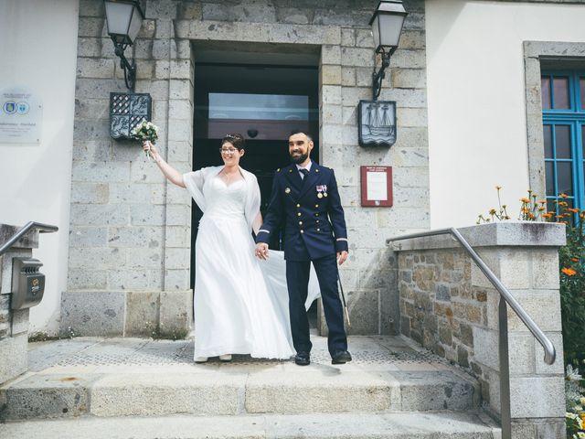 Le mariage de Alexis et Gaëlle à Landerneau, Finistère 42