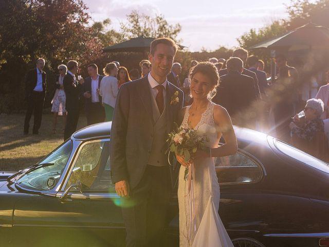 Le mariage de Sophie et Jean Baptiste