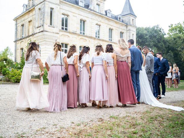 Le mariage de Lucas et Bérénice à Pessac, Gironde 6