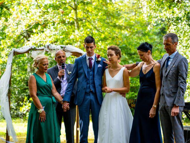Le mariage de Lucas et Bérénice à Pessac, Gironde 9
