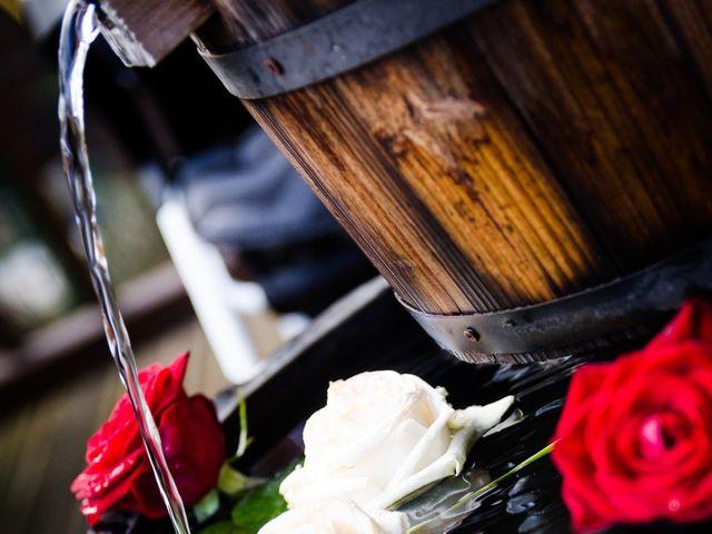 Le mariage de Brice et Saby à Varennes-Jarcy, Essonne 8