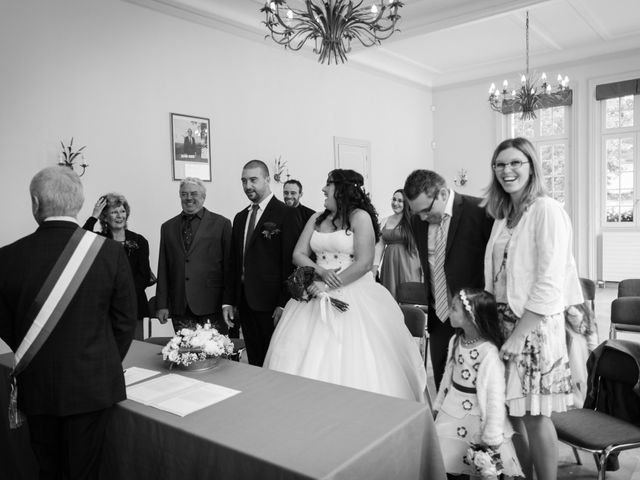 Le mariage de Brice et Saby à Varennes-Jarcy, Essonne 43