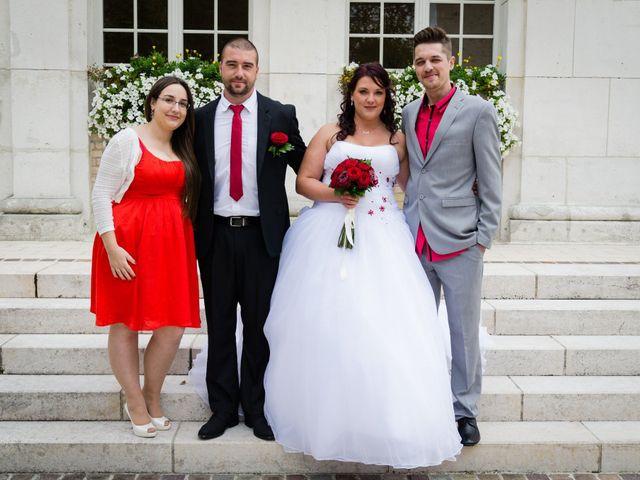 Le mariage de Brice et Saby à Varennes-Jarcy, Essonne 74