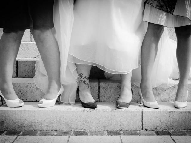 Le mariage de Brice et Saby à Varennes-Jarcy, Essonne 78