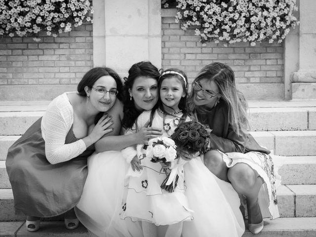 Le mariage de Brice et Saby à Varennes-Jarcy, Essonne 79