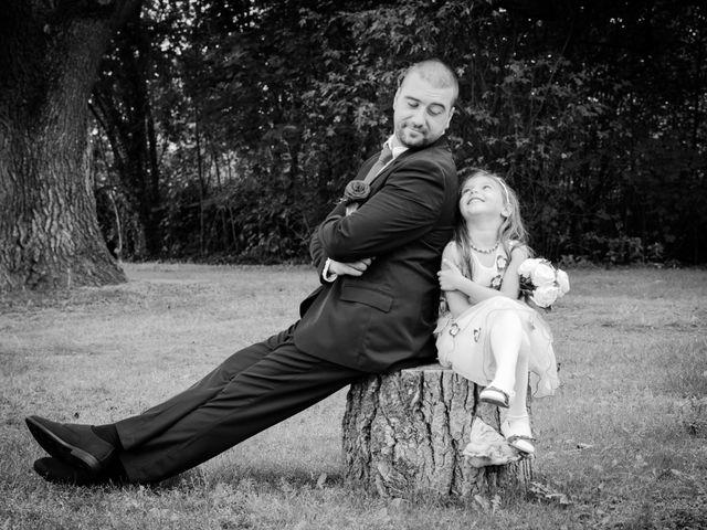 Le mariage de Brice et Saby à Varennes-Jarcy, Essonne 95