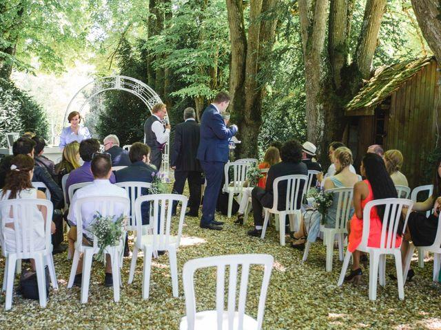 Le mariage de Gwenaël et Ludivine à Massay, Cher 19