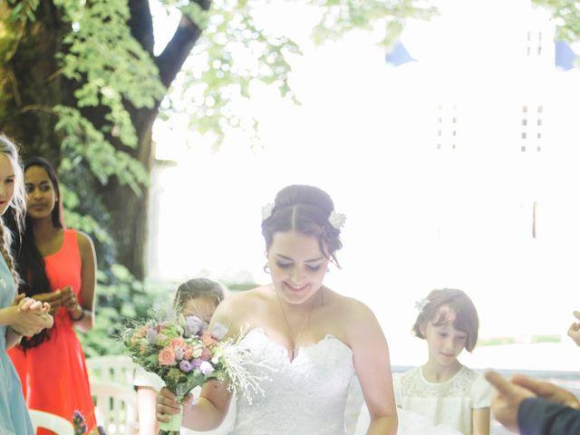 Le mariage de Gwenaël et Ludivine à Massay, Cher 22