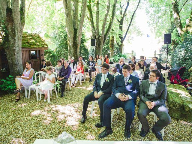 Le mariage de Gwenaël et Ludivine à Massay, Cher 38