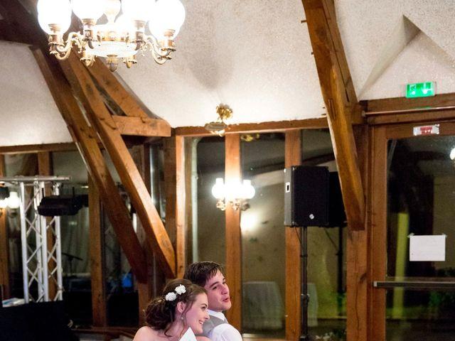 Le mariage de Gwenaël et Ludivine à Massay, Cher 107