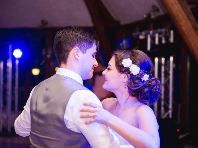 Le mariage de Gwenaël et Ludivine à Massay, Cher 116