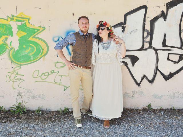 Le mariage de Kévin et Line