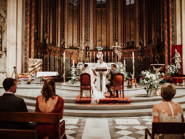 Le mariage de Julien et Luiza à Trets, Bouches-du-Rhône 23