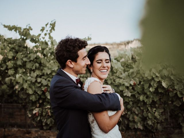 Le mariage de Luiza et Julien