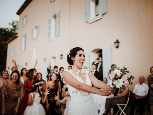 Le mariage de Julien et Luiza à Trets, Bouches-du-Rhône 67