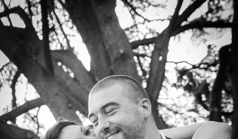 Le mariage de Brice et Saby à Varennes-Jarcy, Essonne
