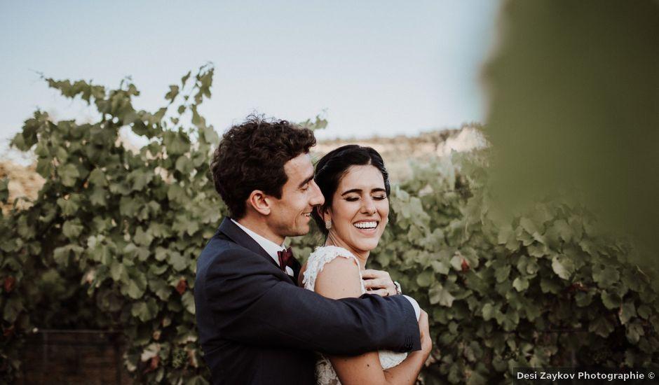 Le mariage de Julien et Luiza à Trets, Bouches-du-Rhône