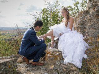 Le mariage de Céline et Salim