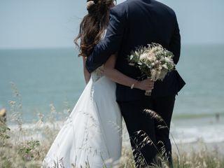 Le mariage de Fanny et Mehdi