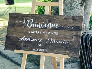 Le mariage de Naomie et Andrew 1